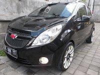 All New Chevrolet Spark LT 1.2 th 2011 asli DK hitam mulus Velg R17 (1.jpg)