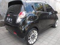 All New Chevrolet Spark LT 1.2 th 2011 asli DK hitam mulus Velg R17 (7.jpg)