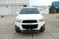 Chevrolet Captiva 2.0 VCDI Diesel AT ABU Metalik Facelift 2013 tdp 33