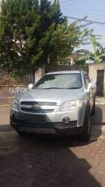 dijual  Mobil Chevrolet Captiva Diesel 2.0