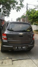 Chevrolet: Spin 1.5LTZ matic 2013 (WhatsApp Image 2018-06-06 at 11.21.07.jpeg)