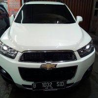 Jual Chevrolet Captiva: Mobil Sport dan Elegant