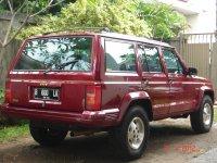 Jual Chrysler: jeep cherokee limited