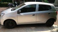Jual Daihatsu Ayla Mt 2015 D Silver