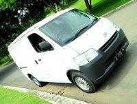 Jual Daihatsu Gran Max MPV: Gran Max Blind Van 2012 Siap Kerja