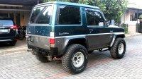 Daihatsu: Jual Cepat Feroza SE siap Off road