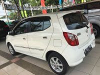 Jual Daihatsu Ayla X A/t Putih Harga Nego