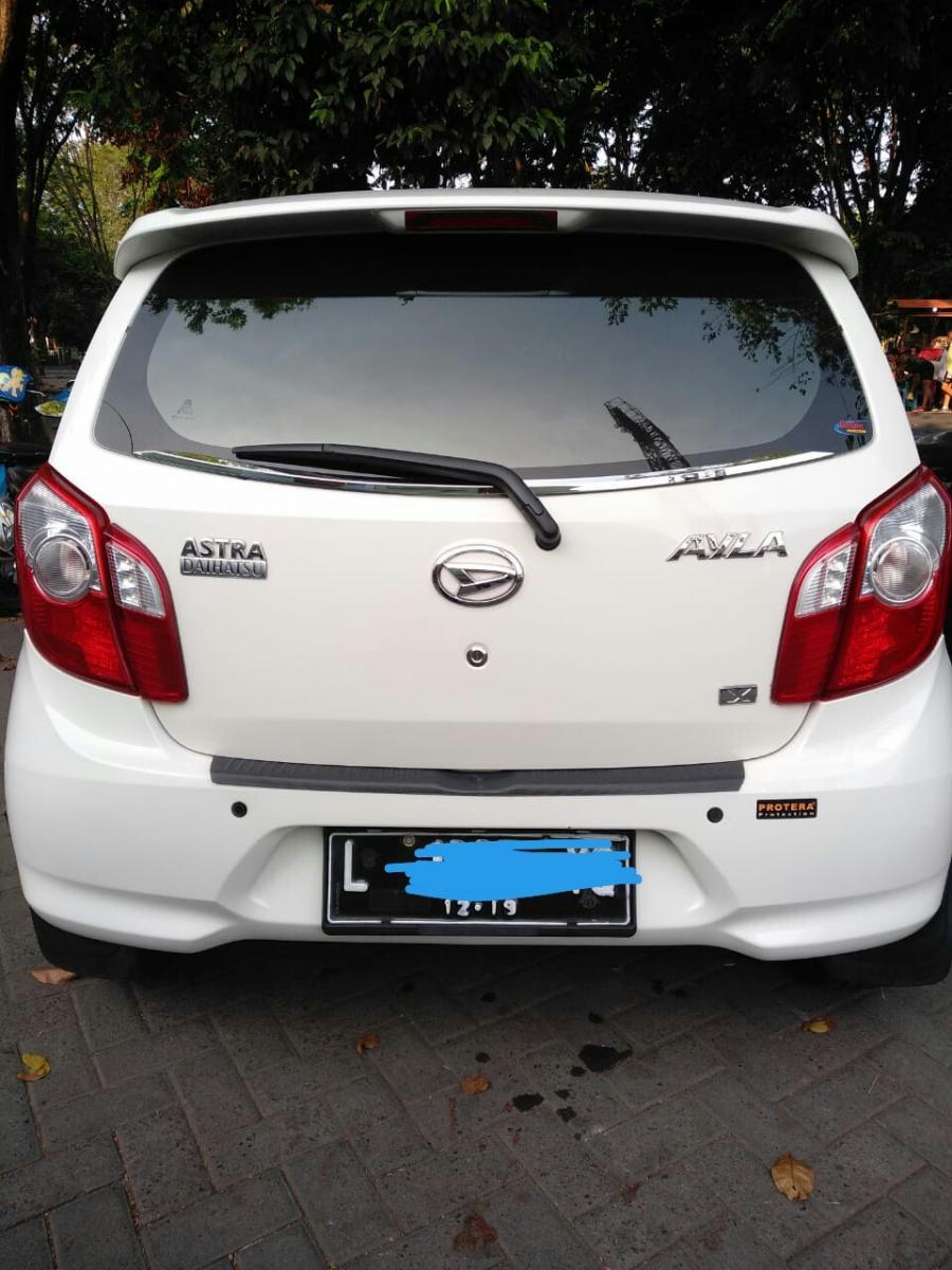 Jual Ayla 2014 Putih Mulus - MobilBekas.com