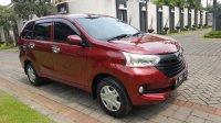Jual Daihatsu Great New Xenia X Manual 2016 Istimewa