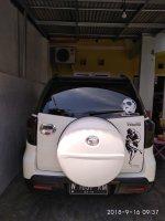 Jual Daihatsu: Terios TX putih 2014 manual
