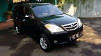 Jual Daihatsu Xenia Type Xi Deluxe Plus 1.3 Manual Tahun 2011 warna hitam m