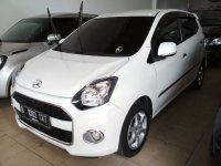 Di jual Mobil Daihatsu Ayla X Automatic Tahun 2015 km rendah