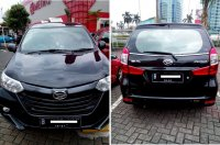 Daihatsu: Dijual Cepat, Oper Kredit Xenia X Std m/t hitam