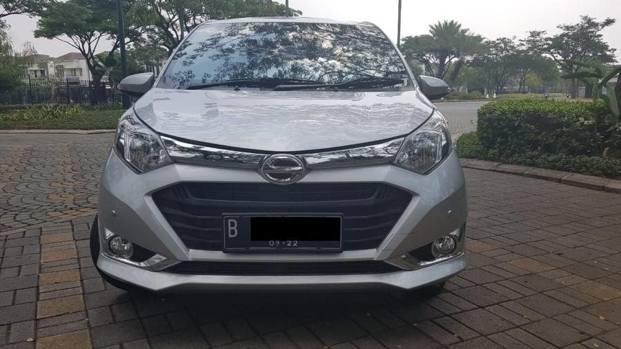 Daihatsu Sigra 1.2 R Deluxe MT 2017 - MobilBekas.com