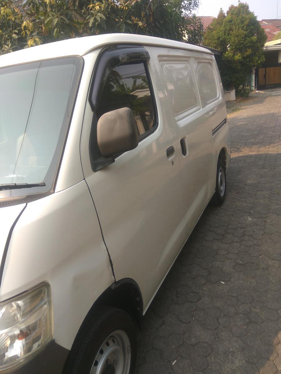 Gran Max Box: Disewakan Daihatsu Blind Van - MobilBekas.com