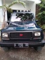 Daihatsu Feroza tahun 1995 Jeep Biru Varian 1.6 Transmisi Manual (1.jpg)