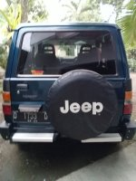 Daihatsu Feroza tahun 1995 Jeep Biru Varian 1.6 Transmisi Manual (4.jpg)