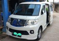 Daihatsu: Jual cepat Luxio x 2017