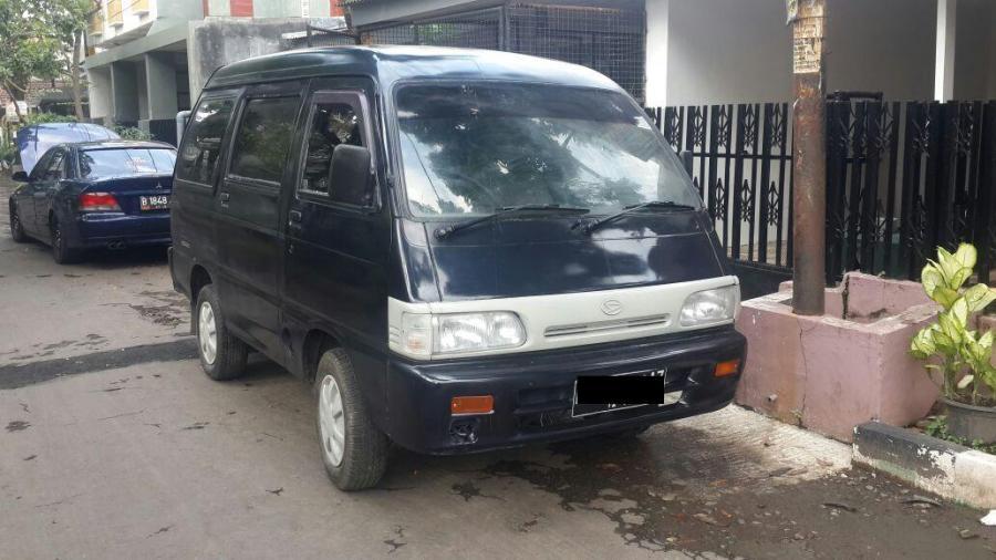 Daihatsu Zebra bodytech 1995 kota Malang - MobilBekas.com
