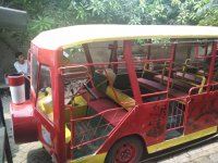 Daihatsu Zebra: DiJual Mobil Odong  Odong Bekas - DiJual Mobil Kereta Wisata Bekas
