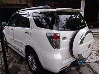 Jual Daihatsu Terios TX Putih Metalik 2011/2012