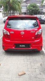 Dijual Daihatsu Ayla Tipe M Sporty 2015