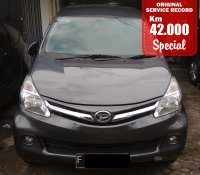 Jual DAIHATSU XENIA R-DELUXE MANUAL GREY 2013 SPECIAL CONDITION, KM 42 RB.