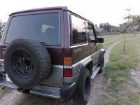 Jual Daihatsu: Feroza Istimewa masih Original, siap jalan2