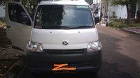 Jual Daihatsu Gran Max Blind Van Putih 2018