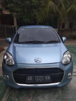 Daihatsu Ayla 2013 warna biru, transmisi automatic, harga 78 Juta (IMG-20190510-WA0003.jpg)