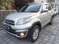 Jual Daihatsu: New Terios TX Manual th 2014 asli DK