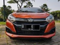 Jual Daihatsu Ayla 1.2 X AT 2017,Lincah Dalam Kepadatan Perkotaan