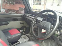 Jual Daihatsu Taft GT 4x4 th.1993 Abu tua Doff