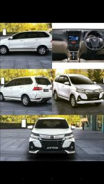 Jual Xenia: Daihatsu Asco radio dalam