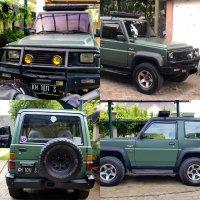 Daihatsu: Jual Mobil Taft Independent tahun 2000