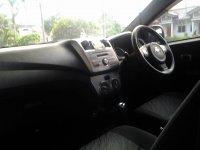 Jual Daihatsu: ayla x matick silver 2014 depok