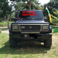 Jual Daihatsu: Taft independen 2003/2004 turbo intercooler