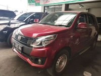 Jual Daihatsu: Terios X M/T 2016 Merah