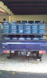 Jual Daihatsu Gran Max Pick Up: Gran Max Pickup 1.3 untuk usaha aqua galon
