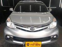 Jual Daihatsu Xenia 1.0 M Manual 2015 Silver Metalik
