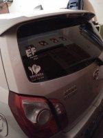 Daihatsu: Mobil Ayla tipe x A/T (IMG-20191009-WA0010.jpg)