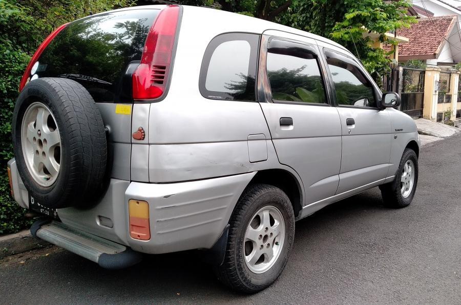 Dijual Daihatsu Taruna Cx Tahun 2000 Karbu Kondisi Mesin Baik Mobilbekas Com
