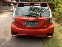 Jual Sirion D: Daihatsu Sirion CBU 2015 Matic Ori/Mulus Seri tertinggi