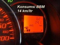 Daihatsu: All New Ayla X 1.0 Manual th 2018 asli DK silver Low km TV DVD (3a.jpg)