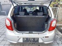 Daihatsu: All New Ayla X 1.0 Manual th 2018 asli DK silver Low km TV DVD (9a.jpg)