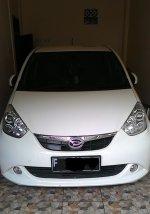 Jual Daihatsu Sirion Putih Kota Bogor