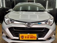 Jual Daihatsu Sigra 1.2 R AT 2016 Silver