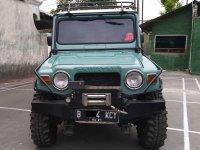 Jual Daihatsu: taft f10 4x4 offroad