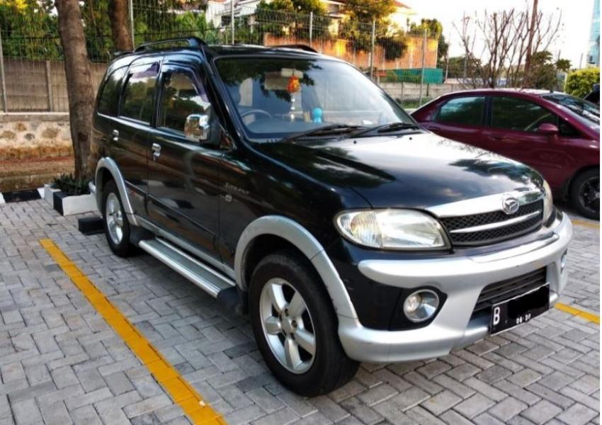 2005 Daihatsu Taruna 1 5 Csx Oxxy Mobilbekas Com