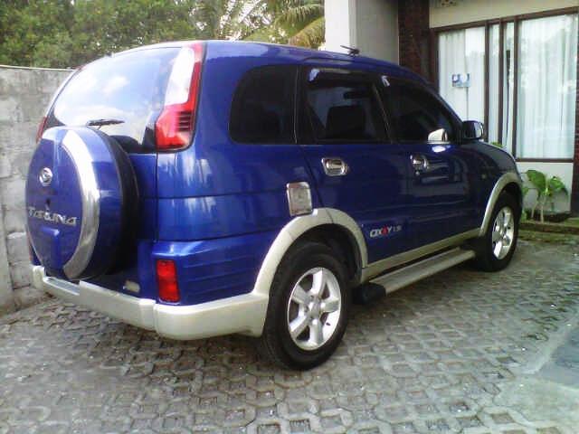 Daihatsu taruna CX oxxy th 2005 - MobilBekas.com